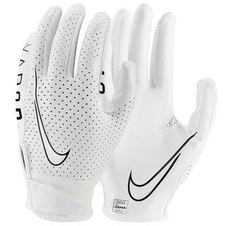 Nike Vapor Jet 6.0 American Football Jugend Receiver Handschuhe - weiß Gr.YS