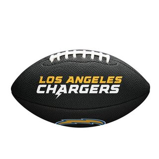 Wilson NFL Los Angeles Chargers Mini Football - schwarz