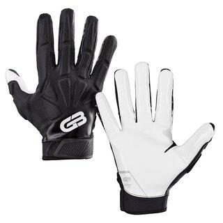 Grip Boost Raptor leicht gepolsterte Receiver Handschuhe - schwarz Gr.M