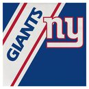 NFL New York Giants Paper Napkins 20 Pack