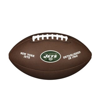 Wilson NFL Composite Team Logo Football New York Jets