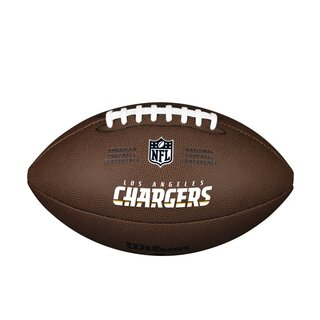 Wilson NFL Composite Team Logo Football Los Angeles Chargers