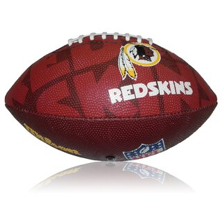 Wilson NFL Junior Washington Redskins Logo Football