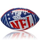 Wilson NFL Logo Football Junior