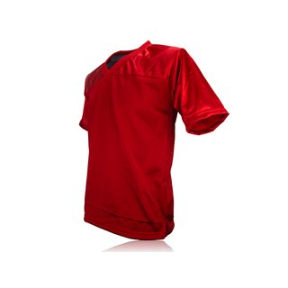 Full Force American Football Flagshirt - rot Gr. M
