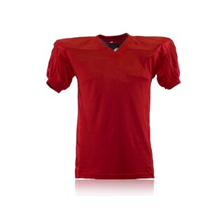 Full Force American Football Gamejersey - rot Gr. XS