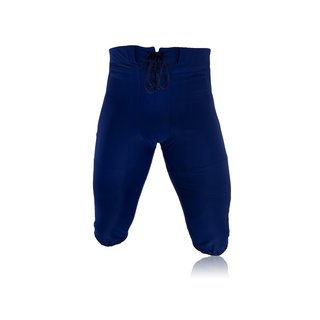 Full Force American Football Game pants Lycra Stretch - navy Gr. S