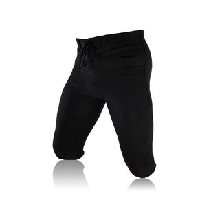 Full Force American Football Game pants Lycra Stretch - schwarz Gr. YL
