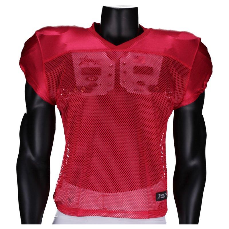 Active Athletics American Football Trainingsshirt rot Gr. S/M