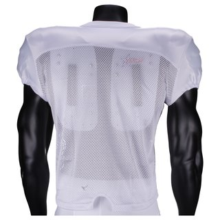 Active Athletics American Football Trainingsshirt weiß Gr. 2XL
