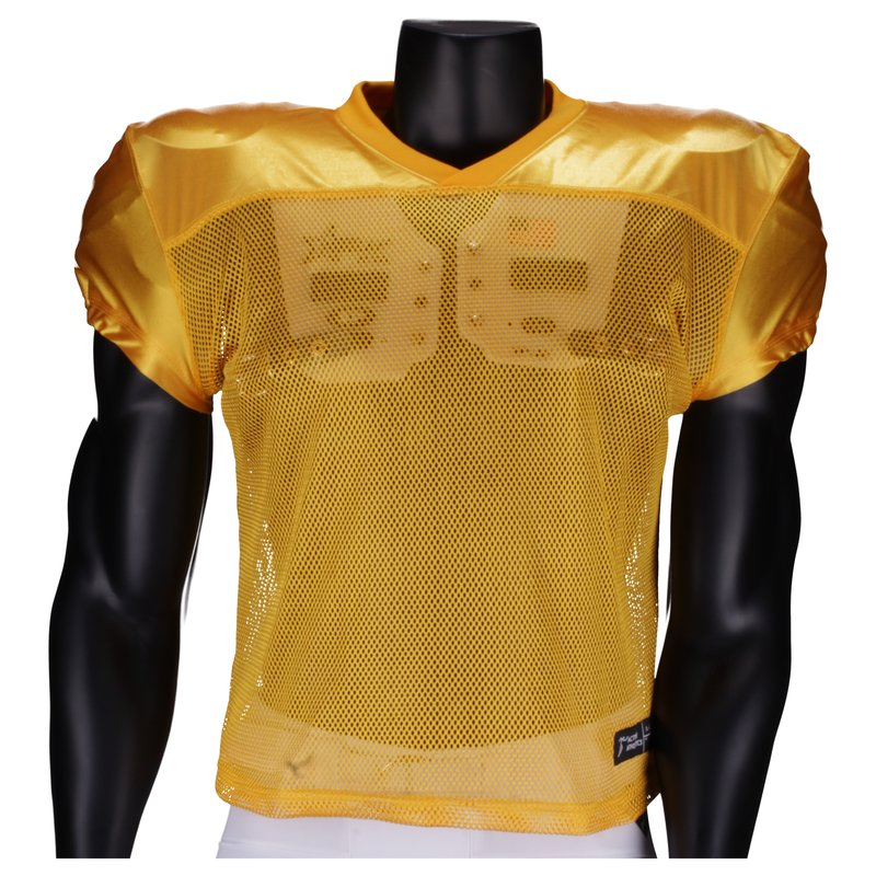Active Athletics American Football Trainingsshirt gelb Gr. S/M