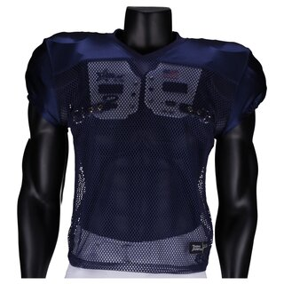 Active Athletics American Football Trainingsshirt navy Gr. S/M