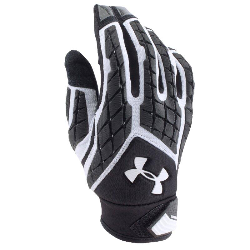 Under Armour Combat V American Football Lineman Handschuhe - schwarz Gr. M