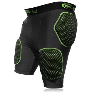 Full Force American Football Bull Rush 5 Pad Girdle