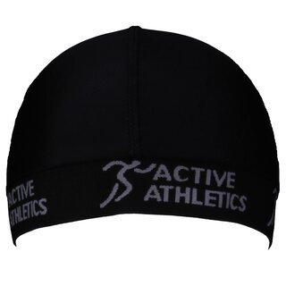 Active Athletics Skullcap Pro - schwarz