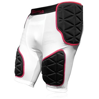 Full Force American Football Triangle 5 Pocket Pad Girdle