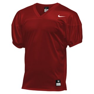 Nike Core American Football Practice Jersey - rot Gr. S