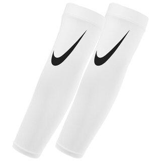 Nike Pro Dri-Fit Unterarm Shivers 3.0 - weiß