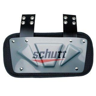 Schutt Varsity Back Plate grau