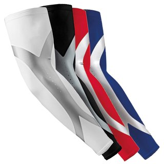 American Sports Armsleeve Silver Edition