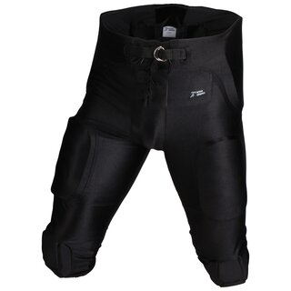 Active Athletics Spielhose All In One Spandex 7 Pads schwarz XS