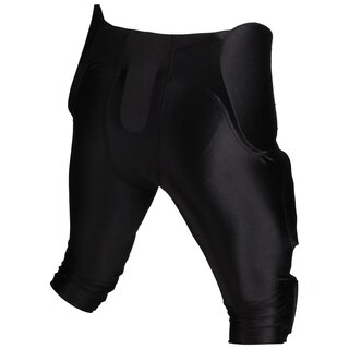 Active Athletics Spielhose All In One Spandex 7 Pads - schwarz Gr. M