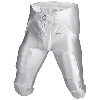 Active Athletics Spielhose All In One Spandex 7 Pads weiß XL