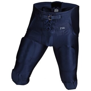 Active Athletics Spielhose All In One Spandex 7 Pads - navy Gr. S