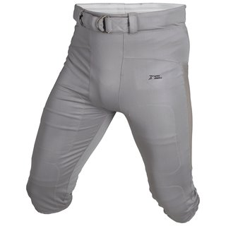 Active Athletics Elite Gamepants No Fly ( mit breitem Gürtel) - silber M