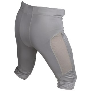 Active Athletics Elite Gamepants No Fly ( mit breitem Gürtel) - silber 3XL