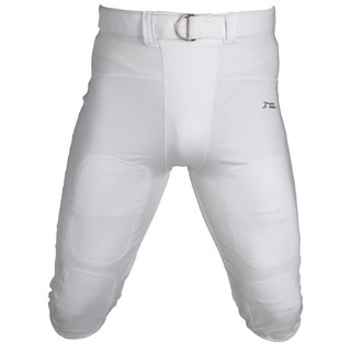Active Athletics Elite Gamepants No Fly ( mit breitem Gürtel) - weiß Gr. 3XL