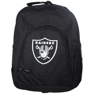 Forever Collectibles NFL Black Backpack - Las Vegas Raiders