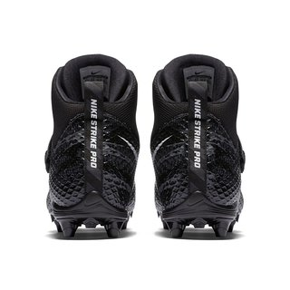 2f484f6d9469fd ... Nike Lunarbeast Pro TD CF American Football Cleats - black white ...