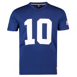 703ee77f2c4 Majestic Eli Manning NY New York Giants NFL Football Mesh Jersey Shirt ...