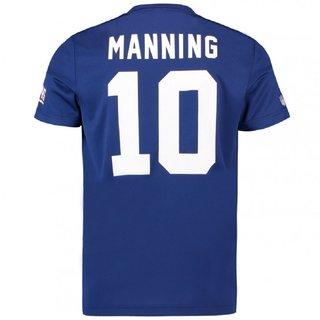Majestic Eli Manning NY New York Giants NFL Football Mesh Jersey Shirt Gr. S