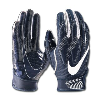 Nike Superbad 4.5 American Football Handschuhe -navy Gr. 2XL