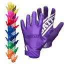BATTLE Double Threat American Football Receiver Gloves