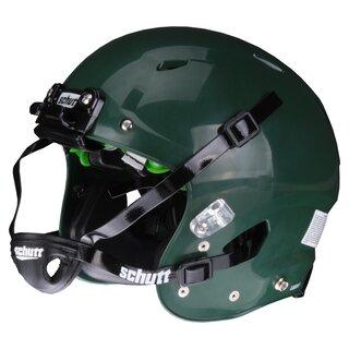Schutt Vengeance A11+ Jugend Helm bis 17 Jahre dunkelgrün L
