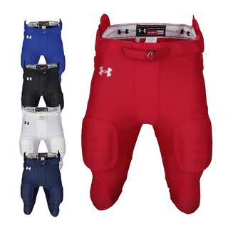 Under Armour 7 Pad All in one Integrated Pant, Footballhose