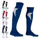 American Sports Football Socks Thunder, knee length