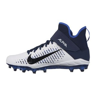 Nike Alpha Menace Pro 2 Mid American Football Rasen Schuhe