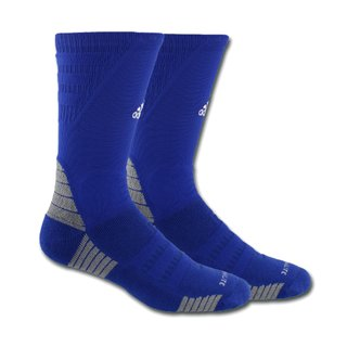 adidas Alphaskin Maximum Cushioned Crew Socken - royal Gr. L