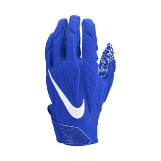 Nike Superbad 5.0 Design 2019 American Football Handschuhe - royal Gr. L