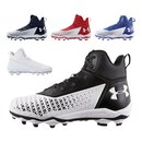 Under Armour Hammer MC Mid American Football Turf Shoes