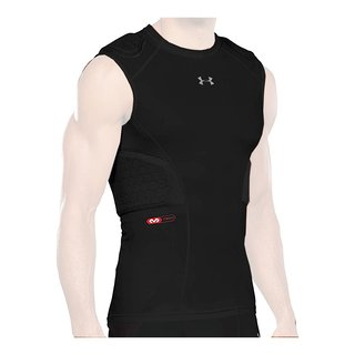 Under Armour Gameday Armour 5 Pad Top - schwarz Gr. S