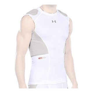 Under Armour Gameday Armour 5 Pad Top - white size L