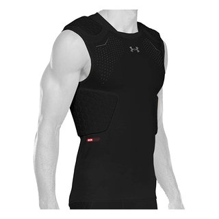 Under Armour Gameday Armour PRO 5 Pad Top - schwarz Gr. XL
