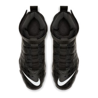 Nike Force Savage 2 Shark Hi All Terrain Footballschuhe - schwarz Gr. 12.5 US