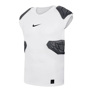 Nike Pro Hyperstrong 4 Pad Top Modell 2020 - weiß Gr. S