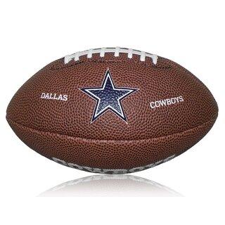 wilson nfl mini dallas cowboys logo football, 13,95 €  american footballshop